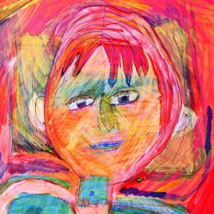 Rachel Hook- Portrait