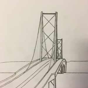 Neil Young- Forth Road Bridge